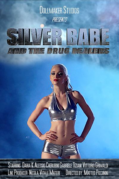 Copertina Silver Babe